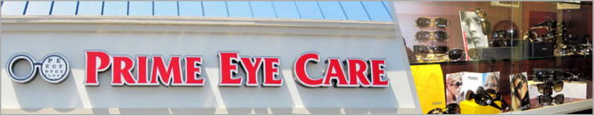 Prime Eye Care Optometry